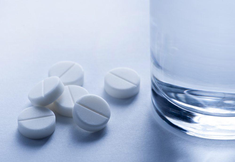 Parler à son médecin de l'aspirine à faible dose