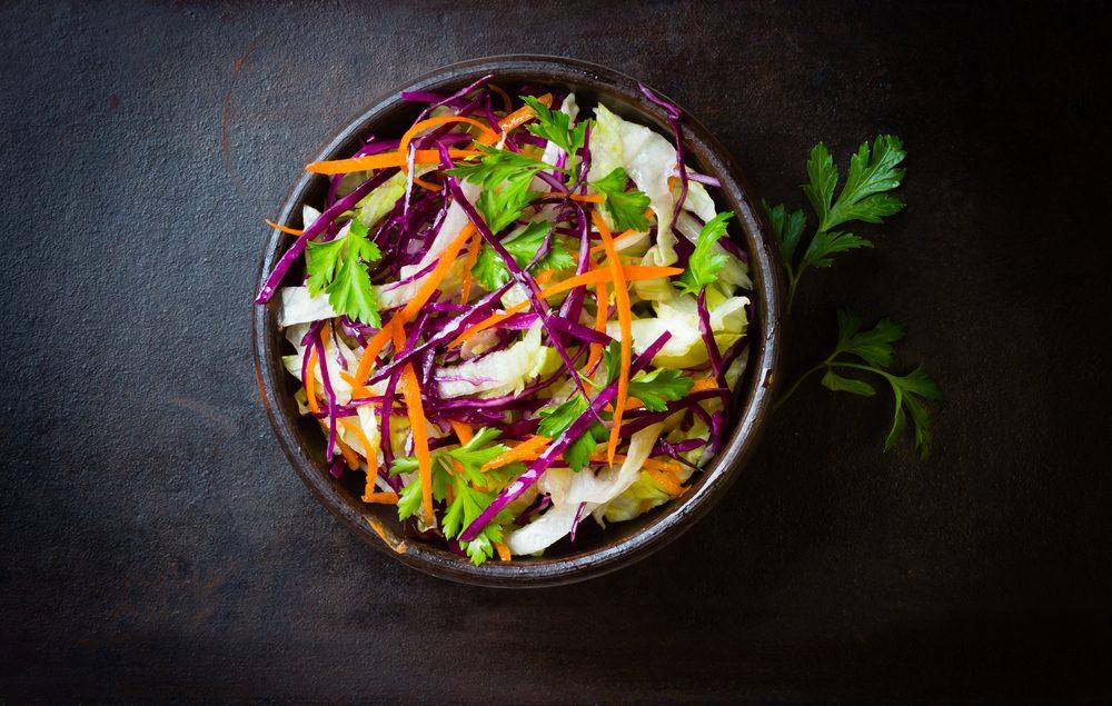 Manger ses légumes