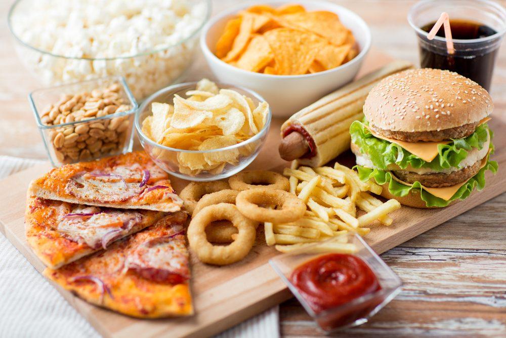 Réduire l'ingestion de gras saturés