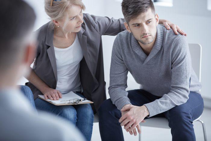 Chercher assistance dans les moments de dépression