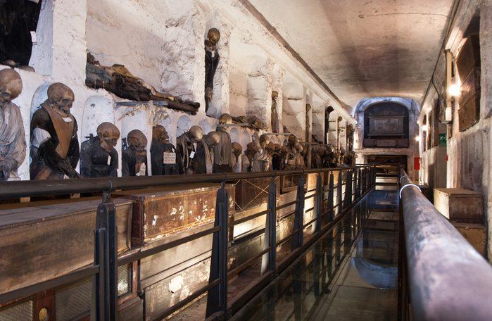 Une attraction touristique bizarre en Italie