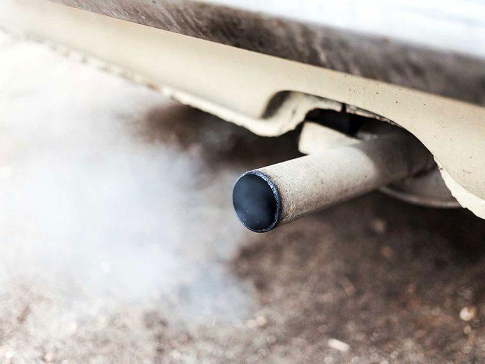 S'exposer à la pollution atmosphérique peut faire apparaître les rides.