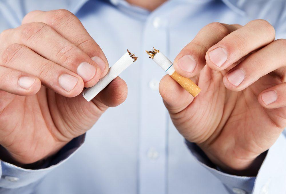 Cesser de fumer