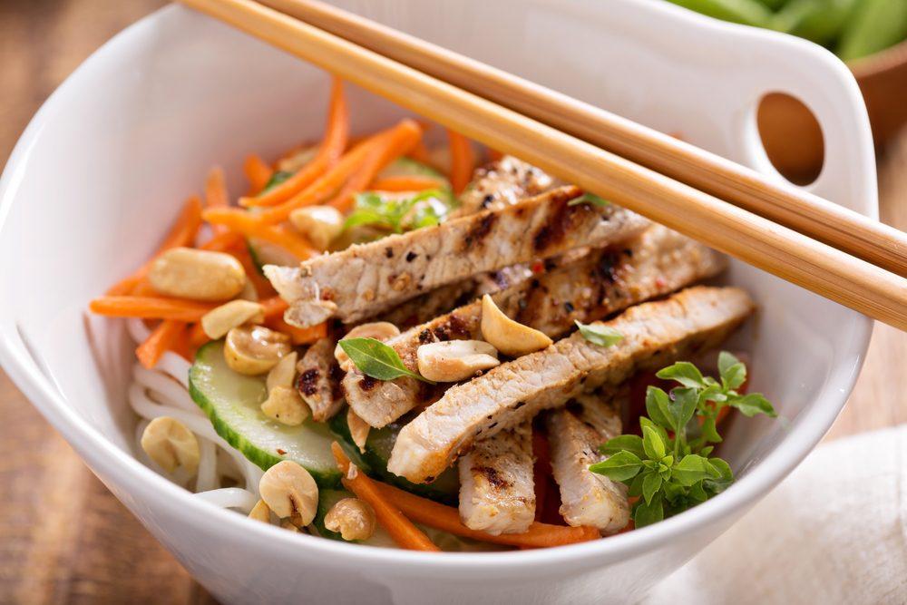 Les 25 meilleures recettes rapides de repas l gers et sant for Plat convivial rapide
