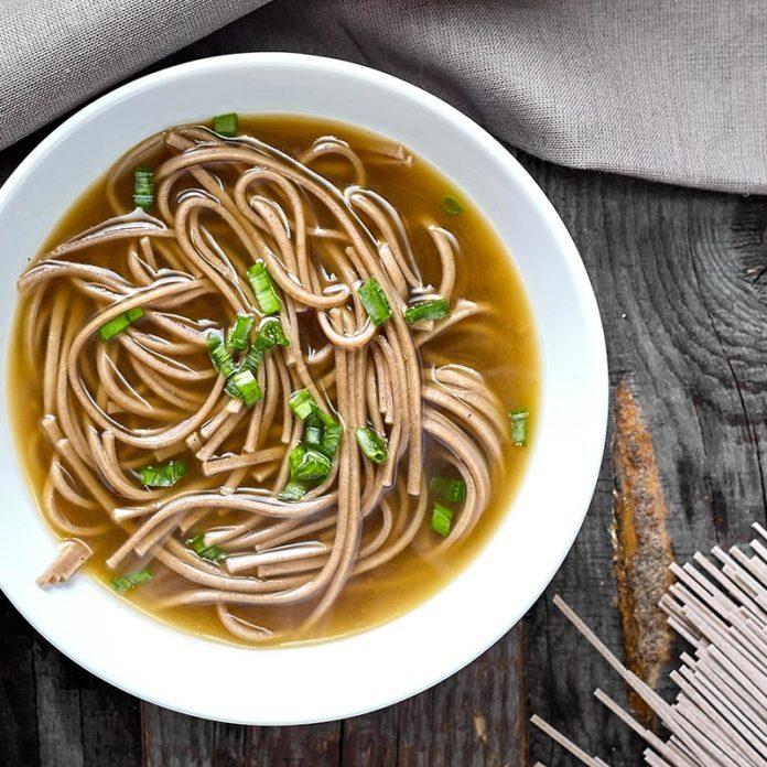 Soupe «miso» thaï