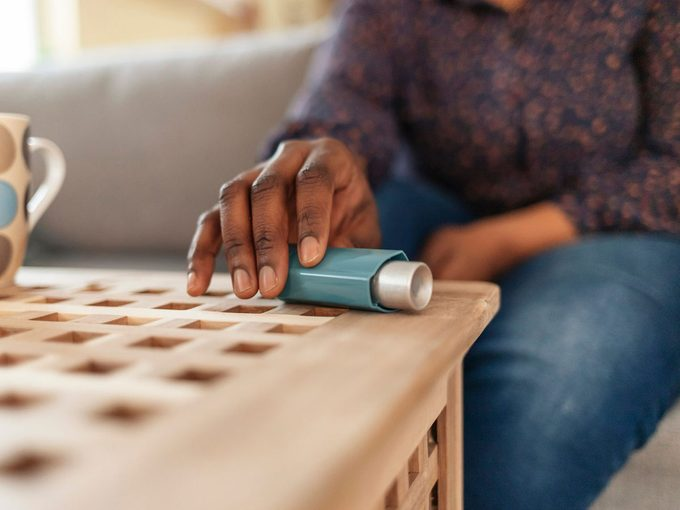 Traitement de l'asthme: quand avoir recours au médecin?