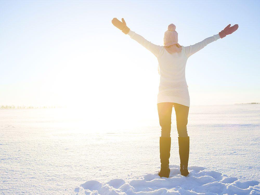 Faites le plein de lumière naturelle pour retrouver votre énergie cet hiver.