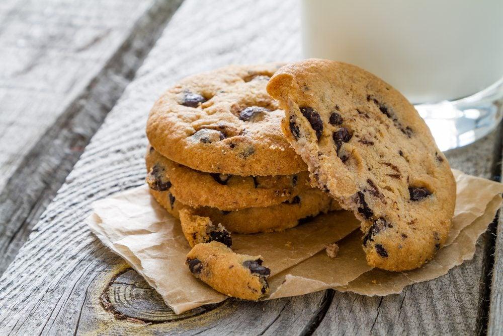 Des biscuits protéinés comme collation coupe-faim santé