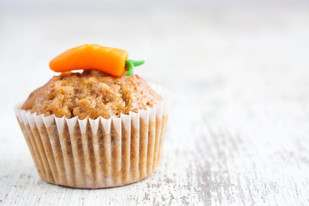 Un muffin coupe-faim