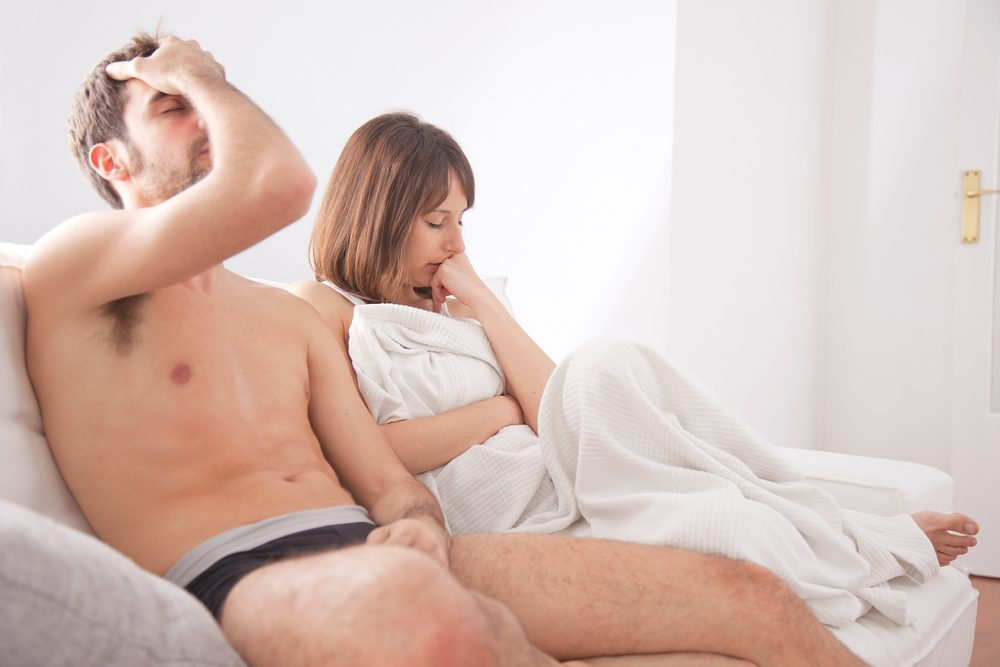 Infidélité: les hommes et les femmes recherchent des choses différentes.