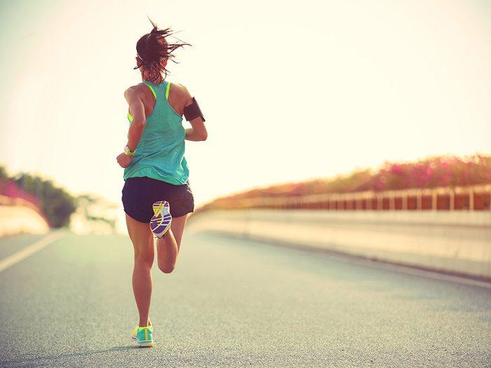 Traiter la dépression grâce au sport.