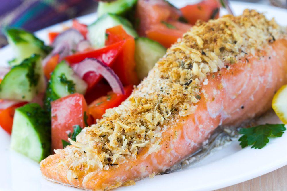 Une recette de saumon pour maigrir sans vous priver