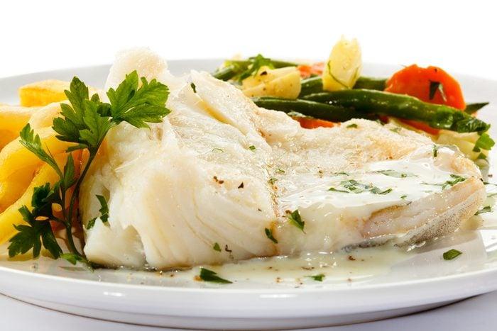 Une recette de poisson pour maigrir sans vous priver