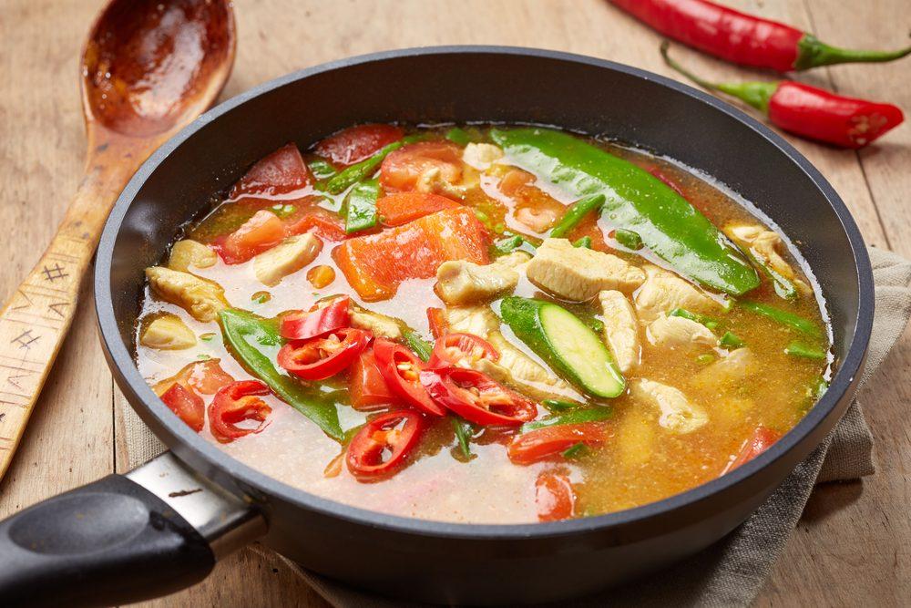 Une recette de soupe pour maigrir sans vous priver