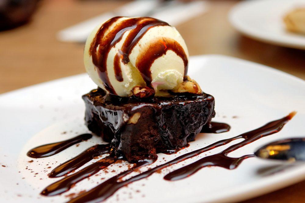 Prenez le dessert à deux.