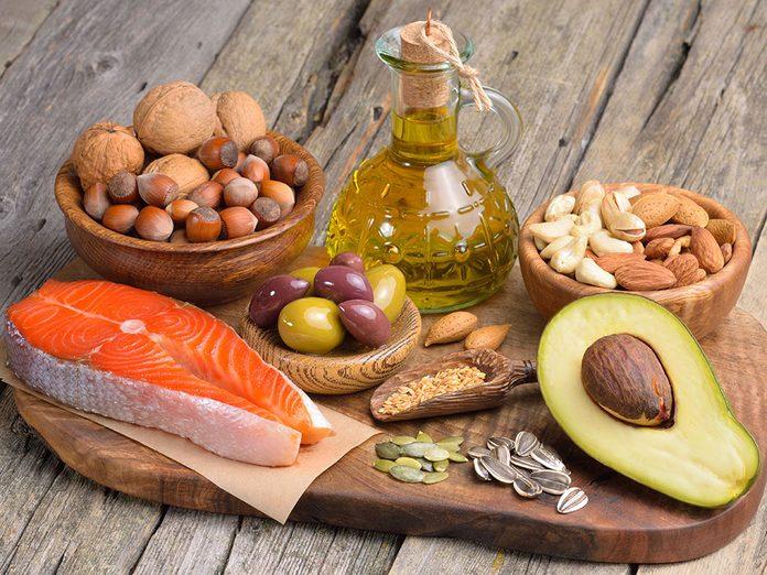 Les aliments à considérer pour soulager douleurs articulaires et musculaires.