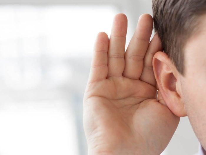 Surveillez votre audition pour avoir un cerveau en santé.