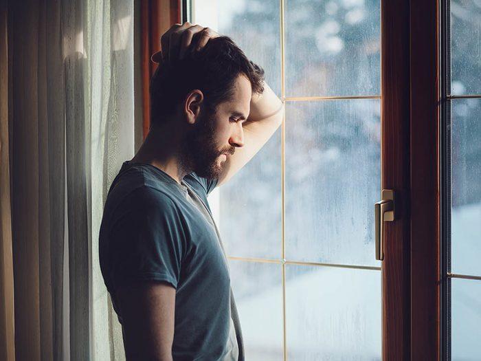 Pour avoir un cerveau en santé, vérifiez que vous ne souffrez pas de dépression.