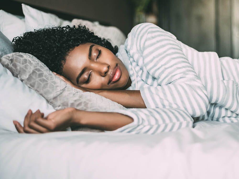 Pour garder un cerveau en santé, reposez-vous.