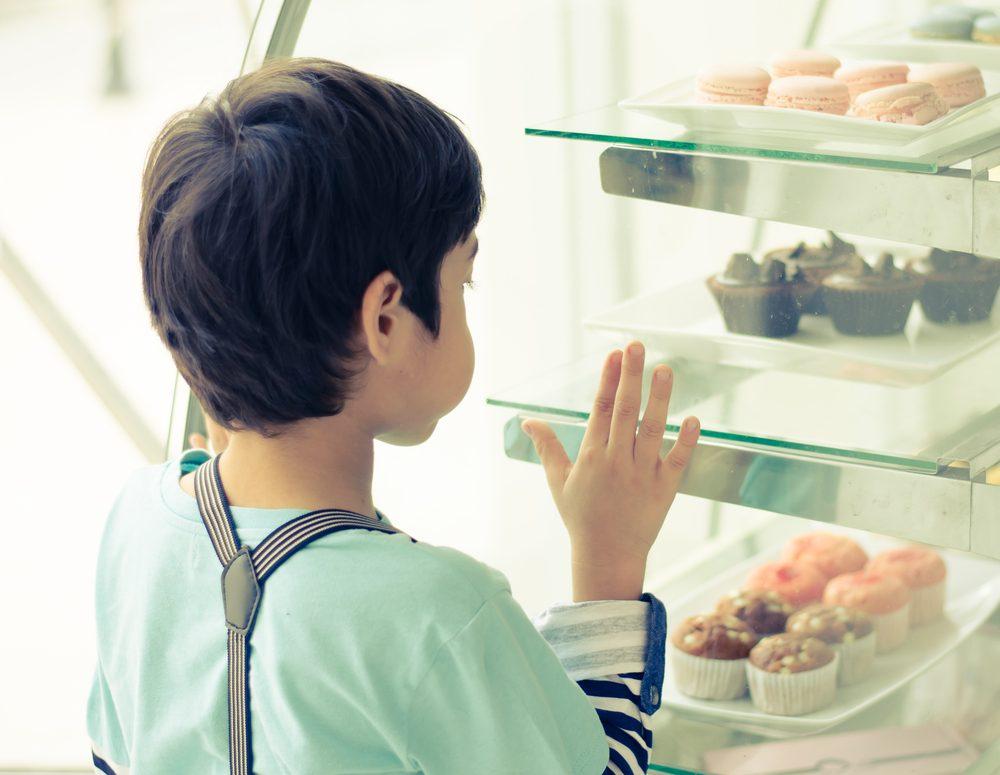 N'achetez pas de muffin du commerce