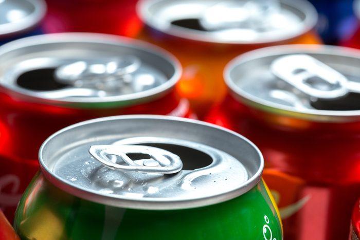 Ne consommez plus de boissons gazeuses