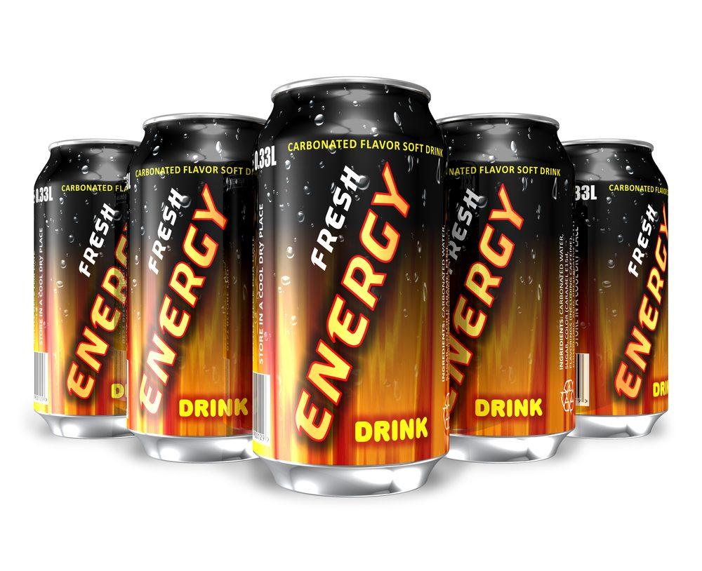 Ne plus racheter de boissons énergisantes