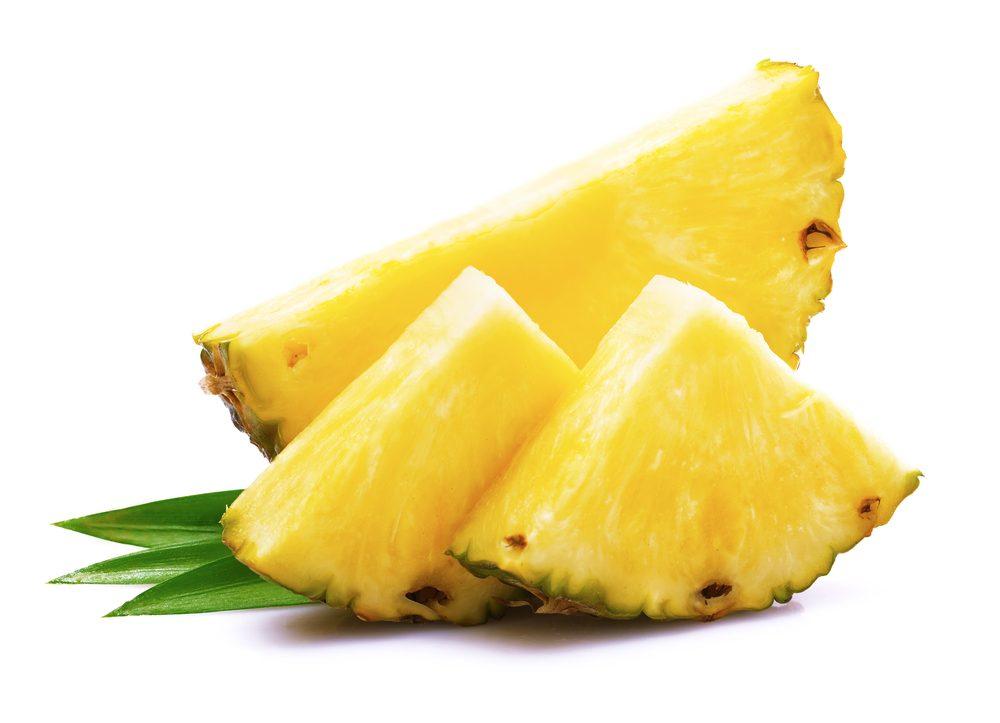 N'achetez plus d'ananas biologique