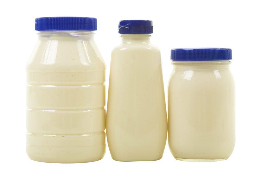 N'achetez plus de mayonnaise