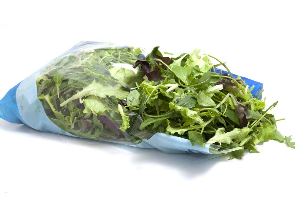 N'achetez plus de salade en sachet