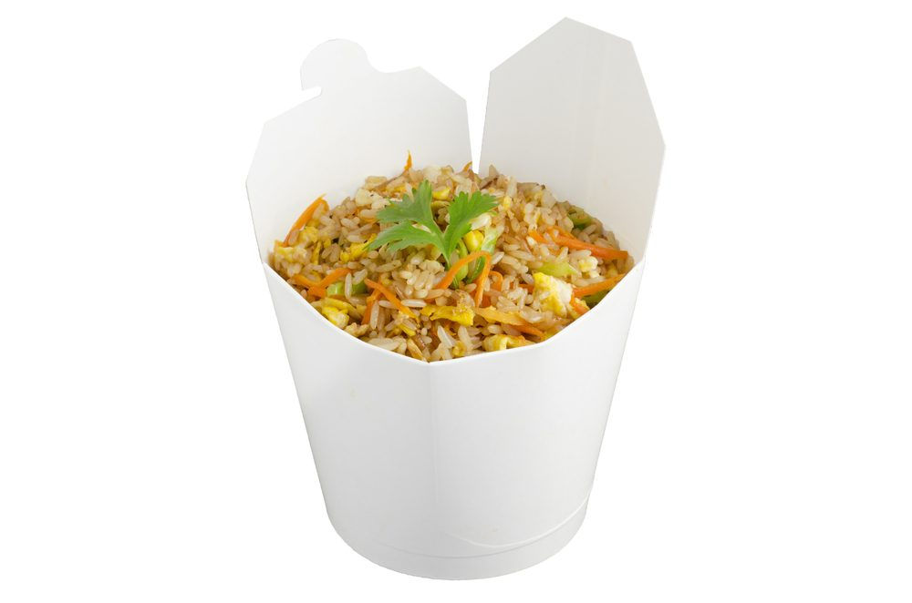 Ne plus racheter de plats de riz