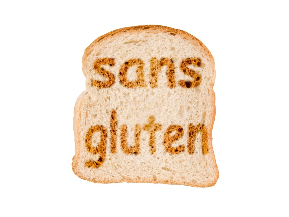 Ne plus racheter de produits sans gluten