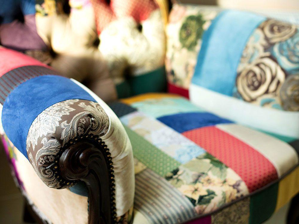 Les meubles d'occasion peuvent propager des punaises de lit dans votre maison.