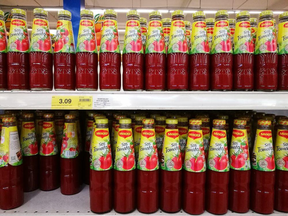 Passez outre les sauces à la tomate pour les pâtes