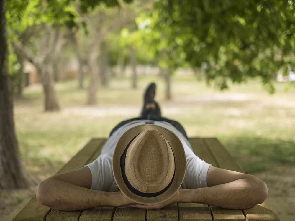 Stimuler la santé et se détendre grâce à la faune et la flore.