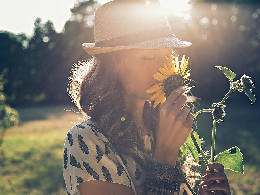 Stimuler la santé grâce à la nature.