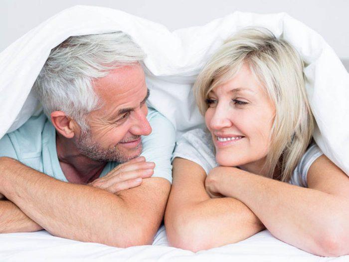 Dans la chambre à coucher, réservez-vous des moments de calme.