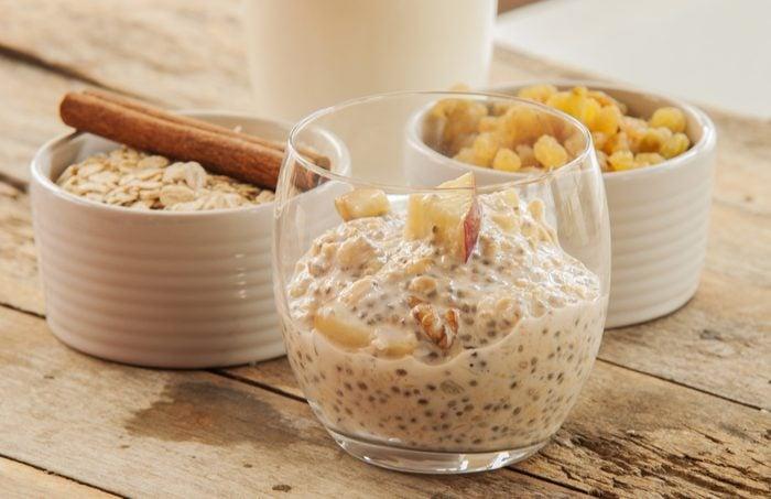 Les graines de chia sont riches en vitamines et minéraux.