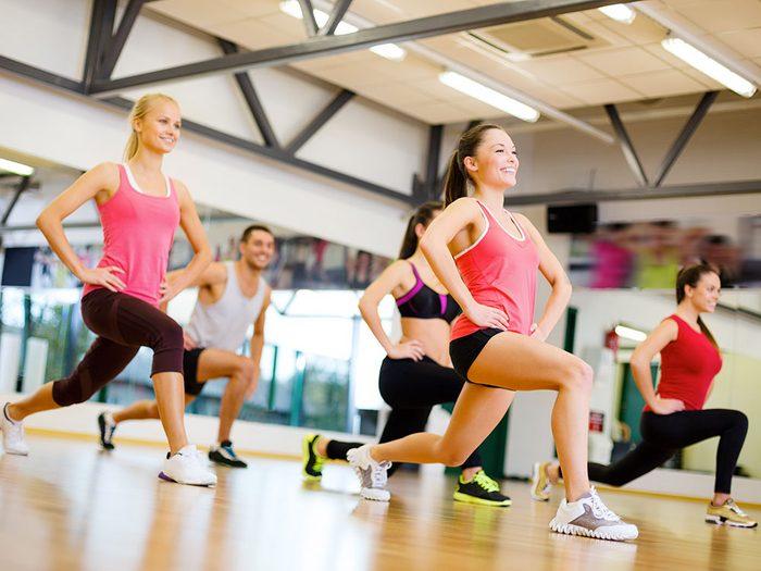 L'exercice est un remède naturel contre la dépression.
