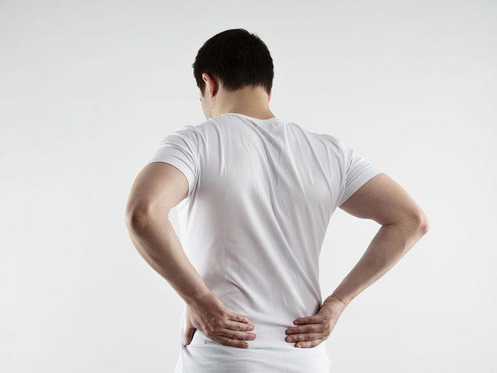 La goutte peut être l'indicateur d'un certain nombre d'autres pathologies.