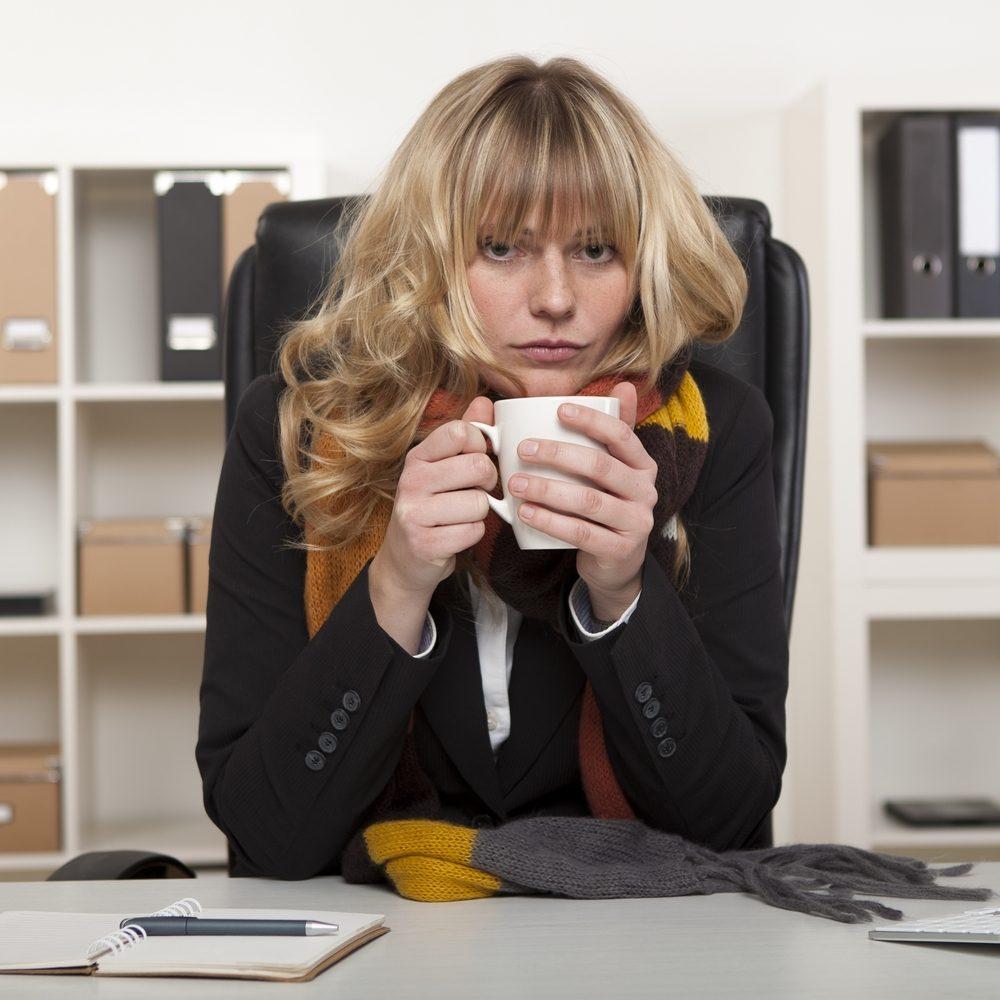 Le froid au travail ou à la maison - Climatisation
