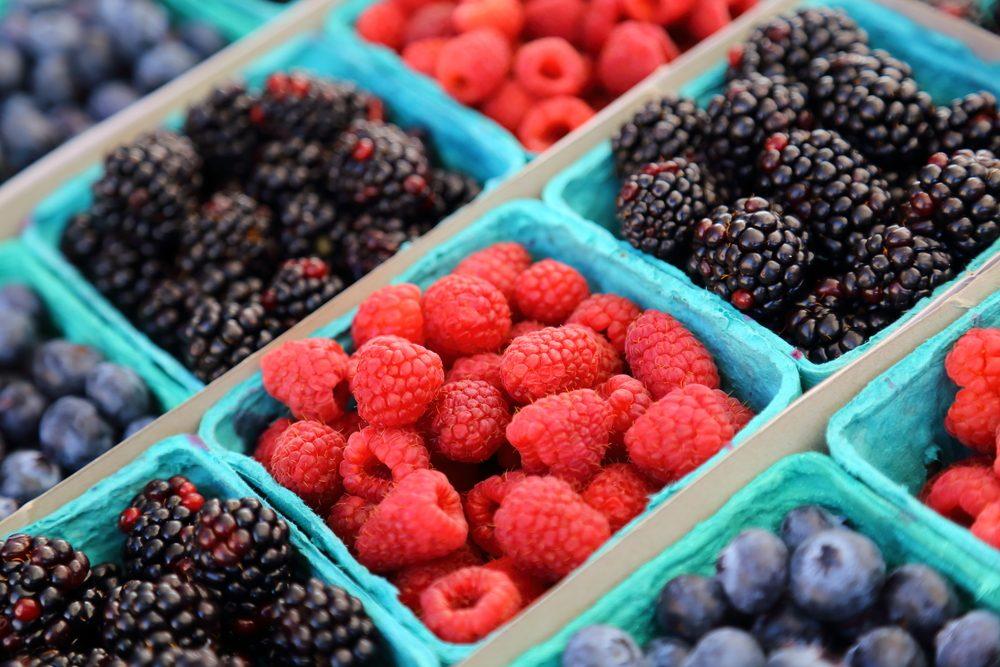 Les 10 aliments savoureux et faibles en calories.