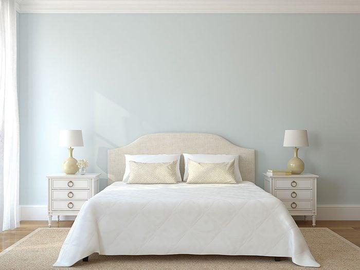 Comment mieux dormir: faire son lit.