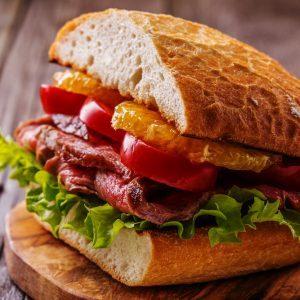Sandwich thaïlandais