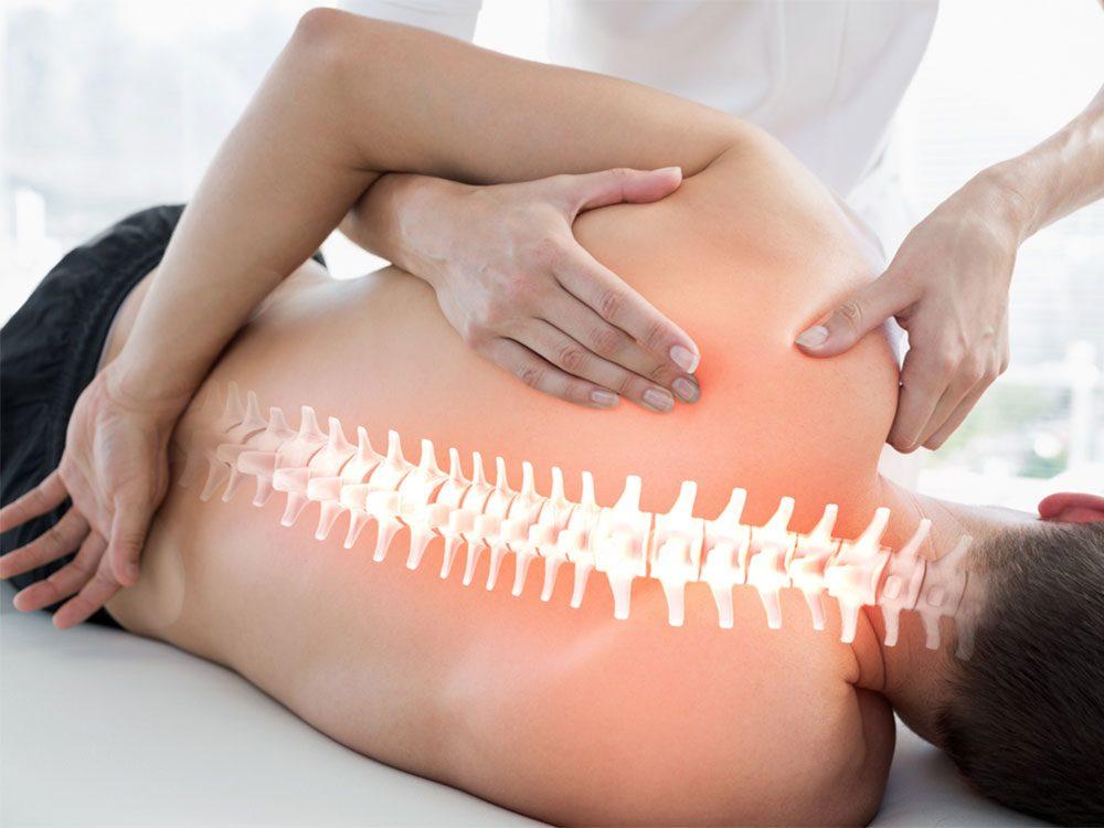 Les thérapies physiques peuvent soulager votre mal de dos.