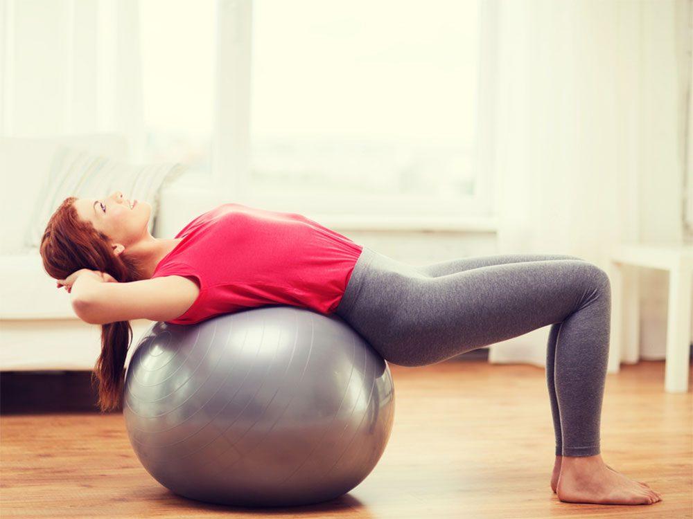 La méthode Pilates peut soulager votre mal de dos.