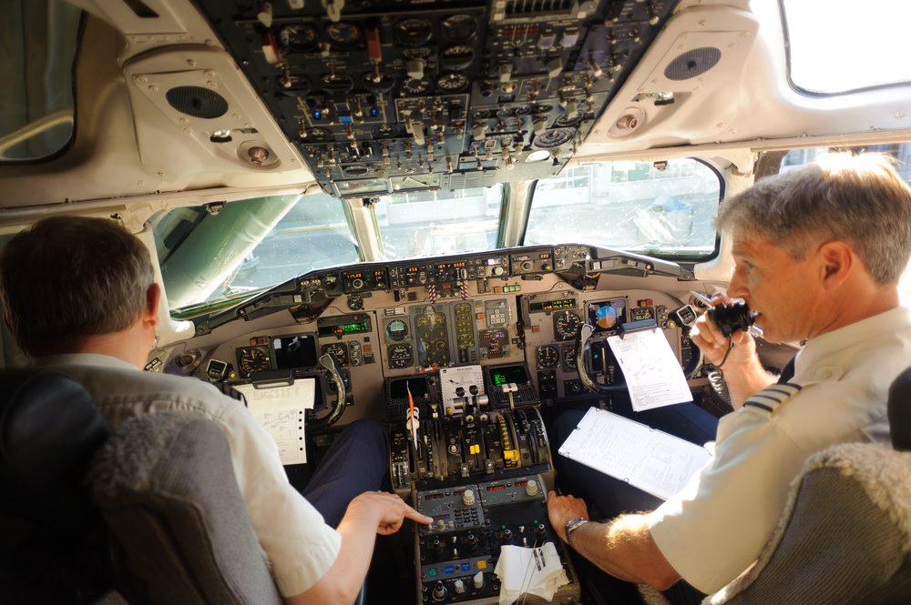 L'avion ne se pilote pas tout seul et peut rencontrer certains problèmes.