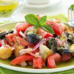 Salade panzanella