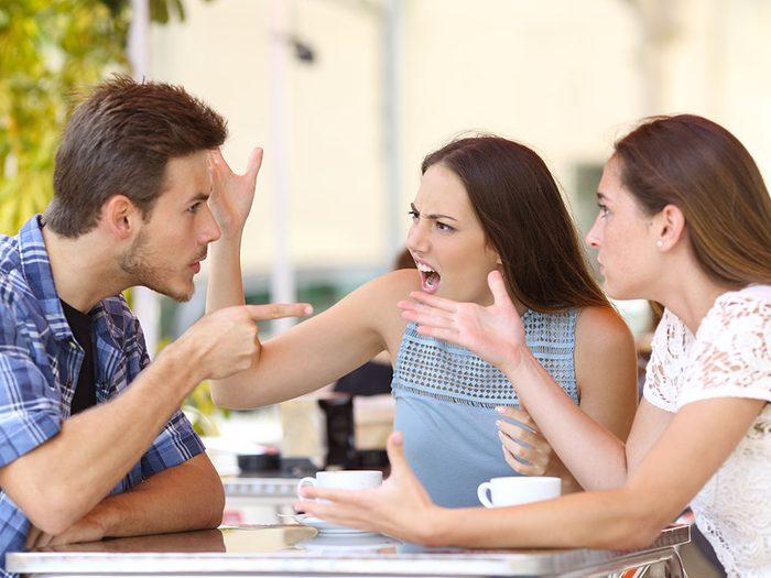 Évitez les querelles dans la fratrie quand vous parlez de succession.