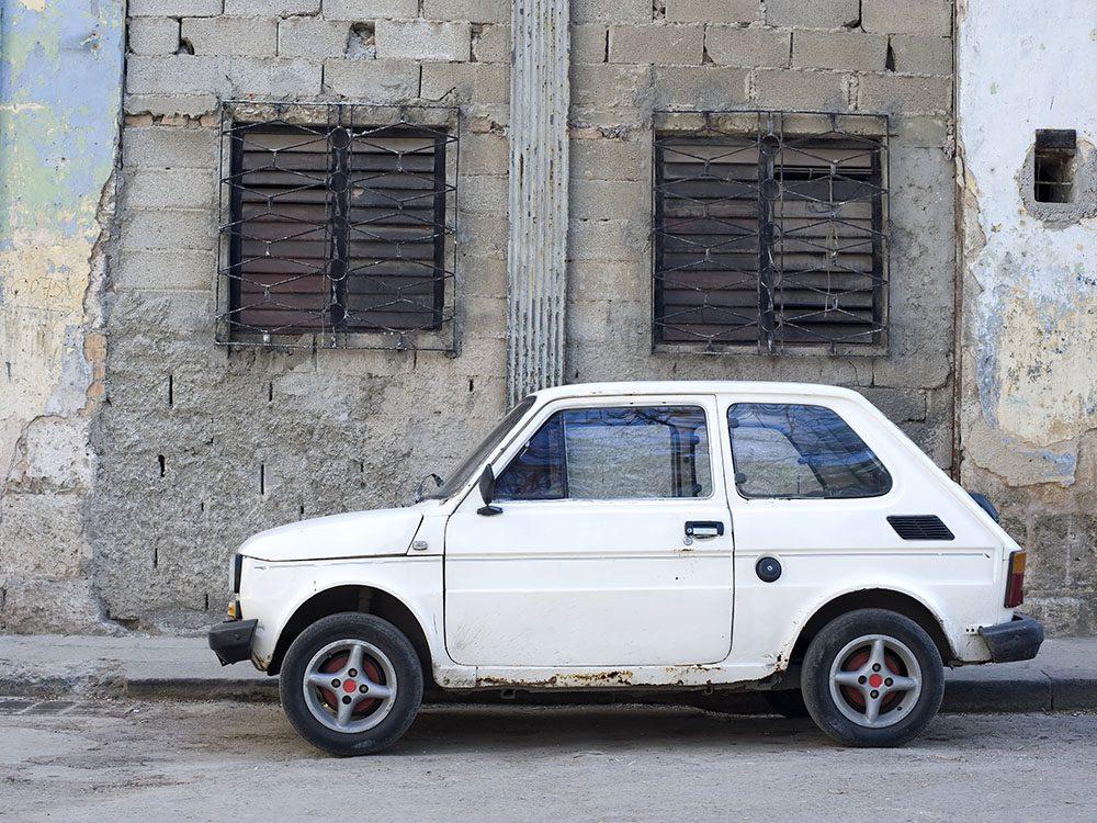 Achat d'une voiture: négocier le prix de vente de votre vieille voiture.