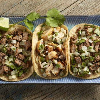 Une recette facile pour tacos au bifteck de surlonge
